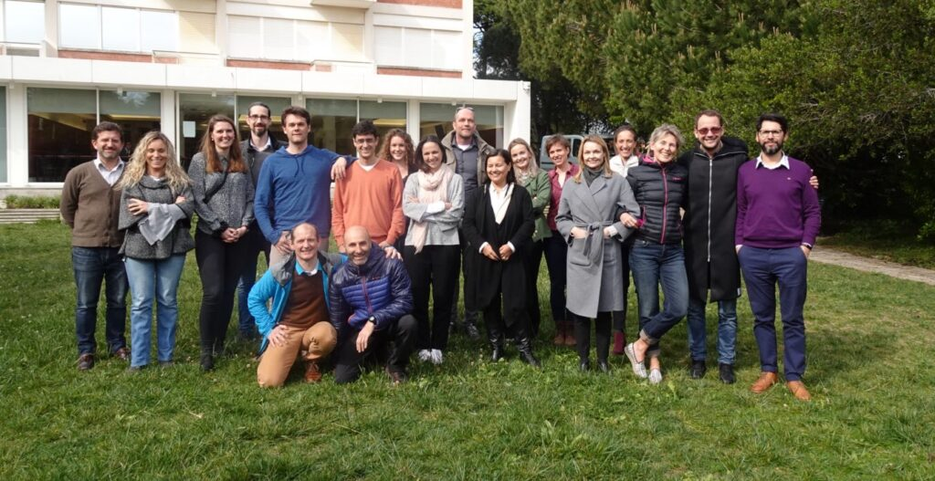 COP4HL Change Agent Training Portugal Meeting